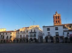 Plaza Grade, Zafra