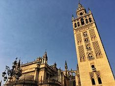 Die Giralda von Sevilla