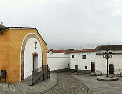 Die alte Mosche von El Real