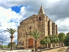 Kirche 'San Andrés Apóstol' in Aljucen