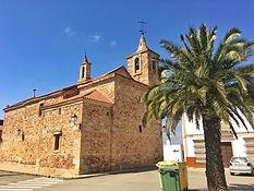 Pfarrkirche vonTorremejía