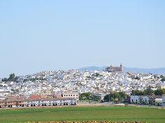 Las Cabezas ist eines der 'Weißen Dörfer' Andalusiens.