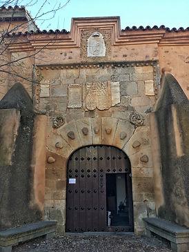 Torremejía, Pilgerherbege