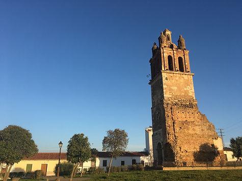 Ruine Kloster zum Heiligen Franziskus in Zafra
