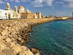 Der Atlantik bei Cádiz