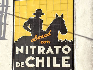 Werbung in Fuente de Cantos