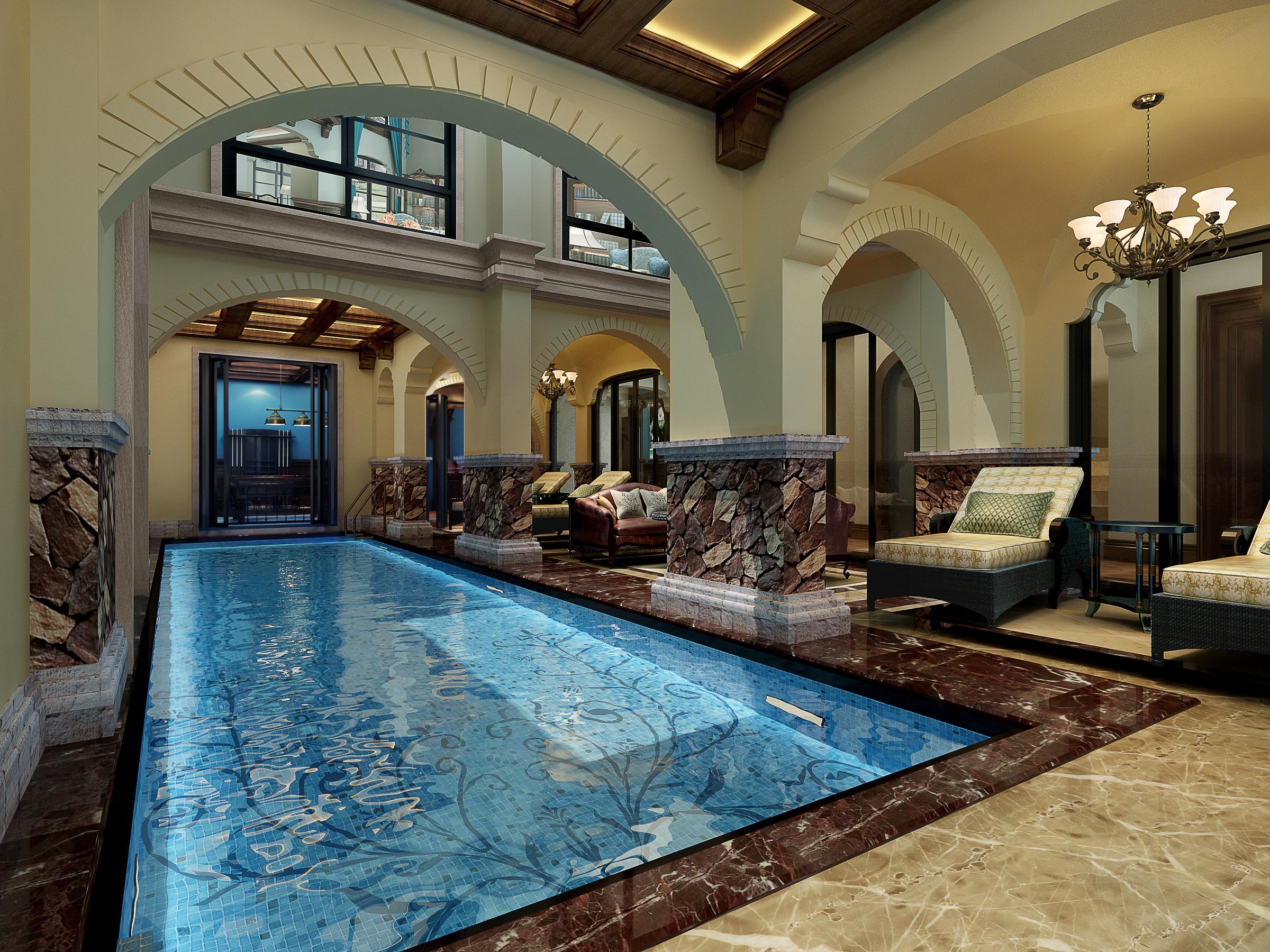 Talent Lake Club House Swimming Pool