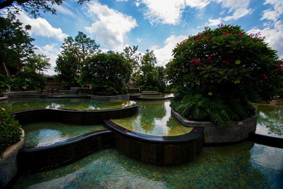 Talent Lake - Garden