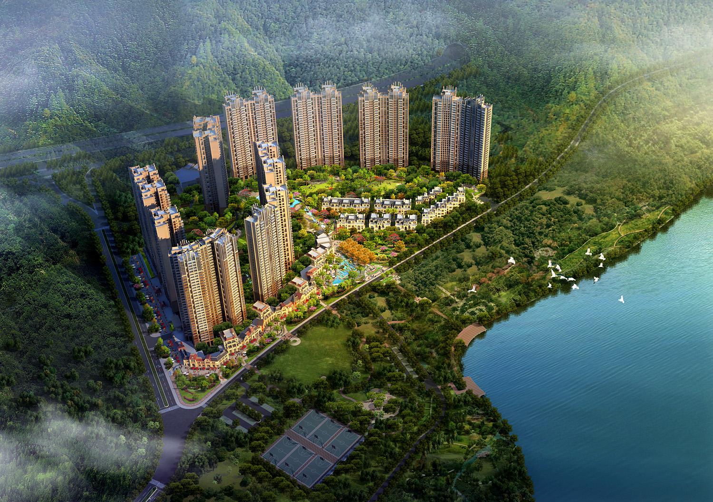 Talent Lake Sky View