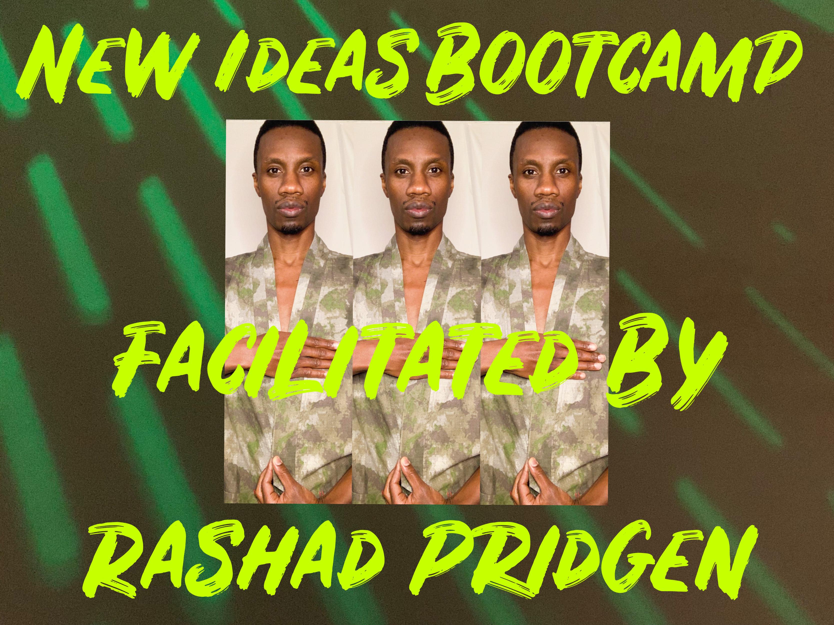 New Ideas Bootcamp