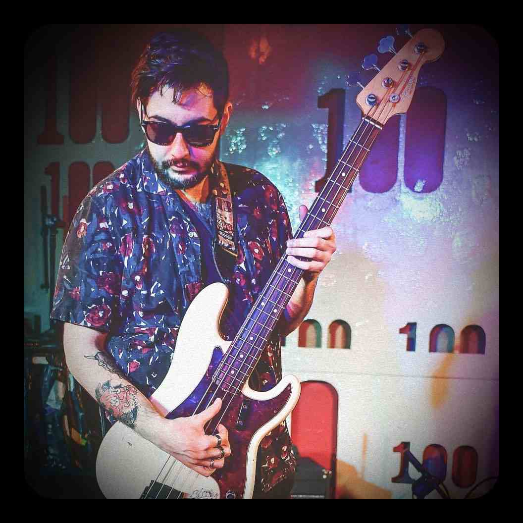 Enzo Bands: Bass Player GIGS