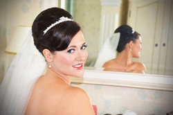 One of my stunning brides from this summer xx
