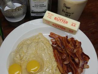 More Raw Egg Recipes - Carbonara With Spaghetti Squash