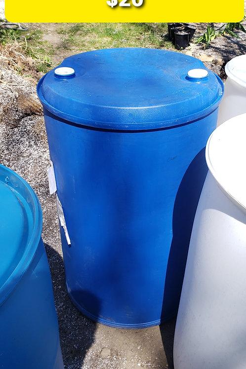 Water Barrels - 55 Gallon