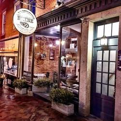 Brine Oyster Bar, Newburyport MA