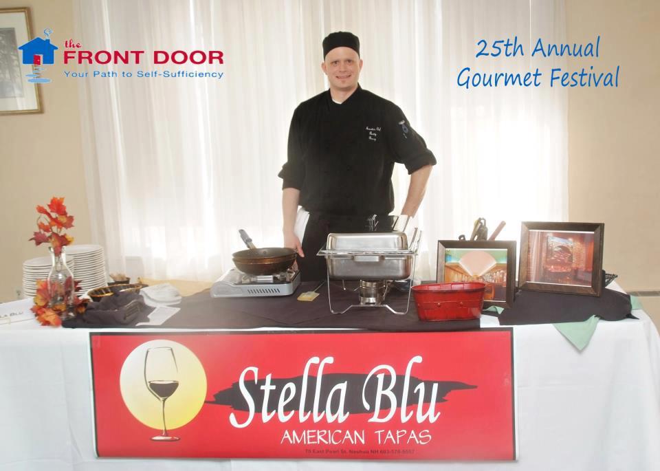 Chef Rowdy Bessey - Stella Blu