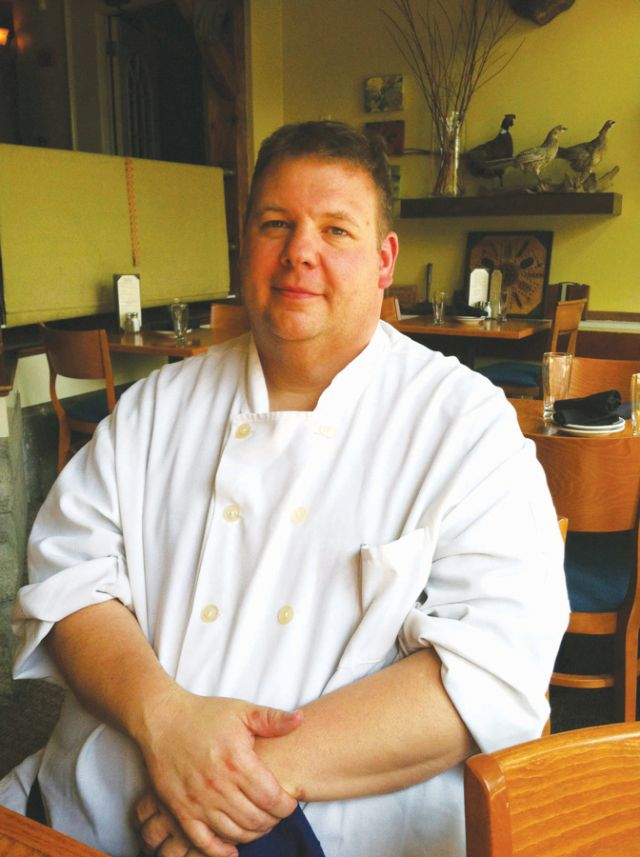 Chef Charlie Cicero