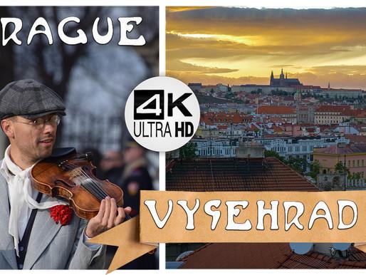 PRAGUE'S SECRET CASTLE: VYSEHRAD HIDDEN GEM