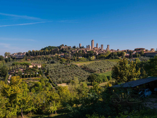 7 day travel guide in Tuscany: Siena, San Gimignano and Wine | WishCasting