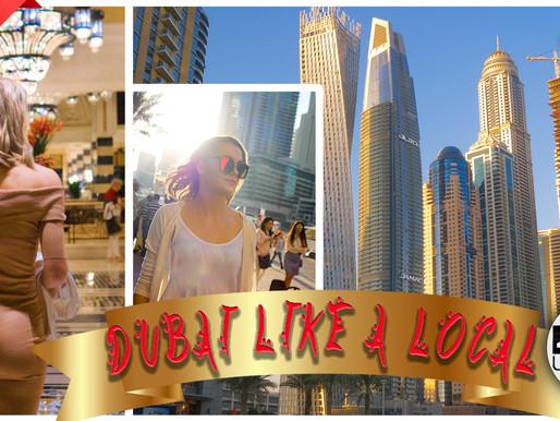 EXPLORING DUBAI ON A BUDGET 2/4 | TIPS AND TRICKS Dubai Marina, JBR, Madinat Jumeirah 2018