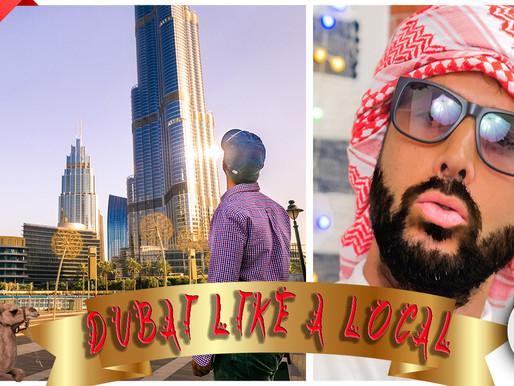 EXPLORING DUBAI ON A BUDGET 1/4 | Free cheap places - Burj Khalifa, Spice souk 2018