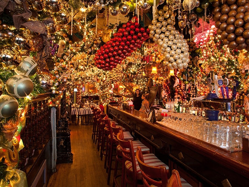 TOP 5 things to do during Christmas in New York