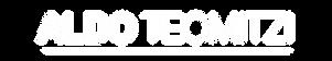 logo Aldo teomitzi White letters.png