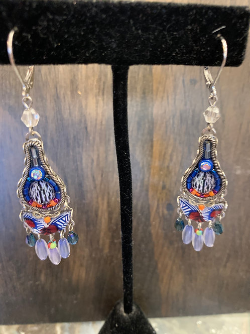 IsArt Earrings - Morning Glory Collection