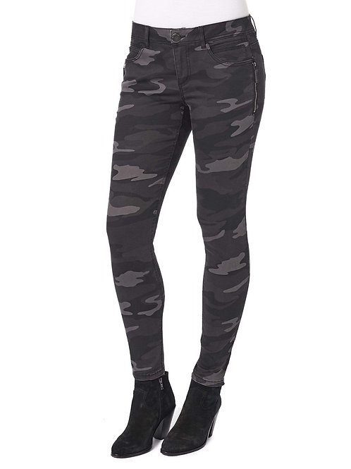 "Stretch Camouflage ""Ab""solution® Side Zip"