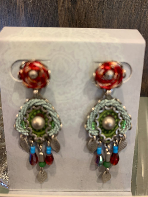 IsArt Earrings - Granada Collection