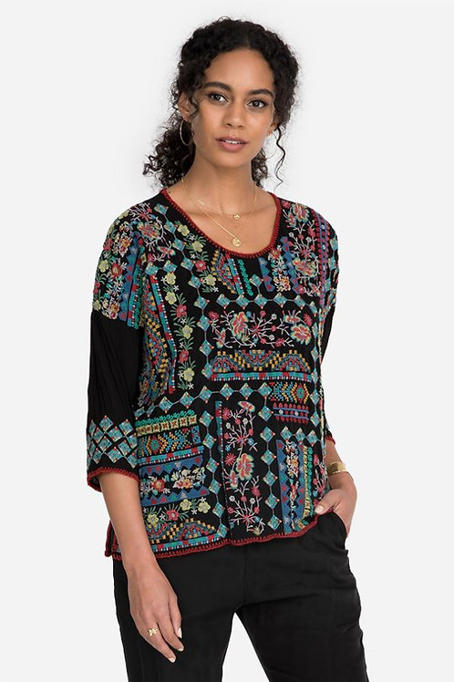 Johnny Was Collection - Tamryn Blouse