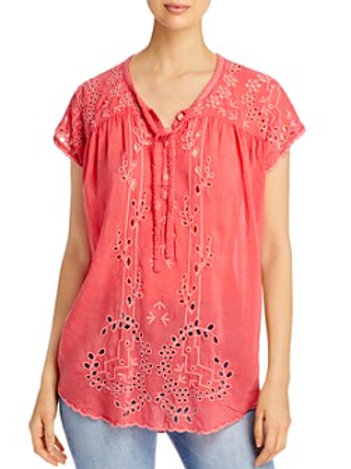 Johnny Was Collection - Jimina Blouse