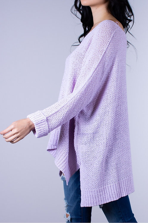 BEFORE YOU COLLECTION - Oversized Pullover Sweater
