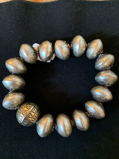 Tara Gasparian Jewelry - Ghana Bead 5.
