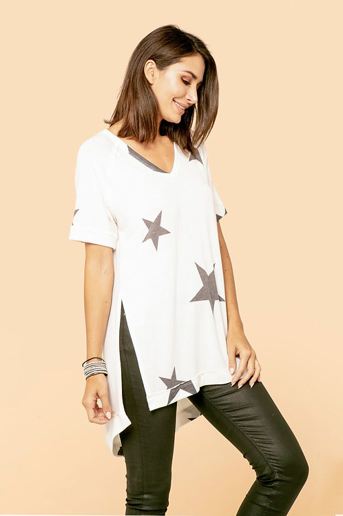 Jupee - Split Side Tshirt