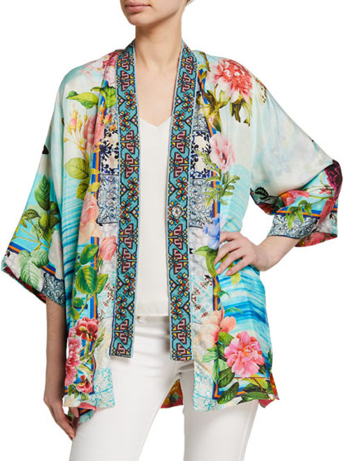Johnny Was Collection - Parvati Reversible Kimono