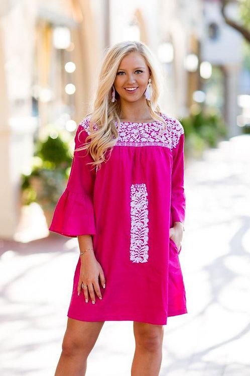J.Marie - Margo Long Sleeve Dress