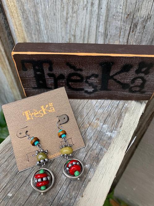 Treska - Earring