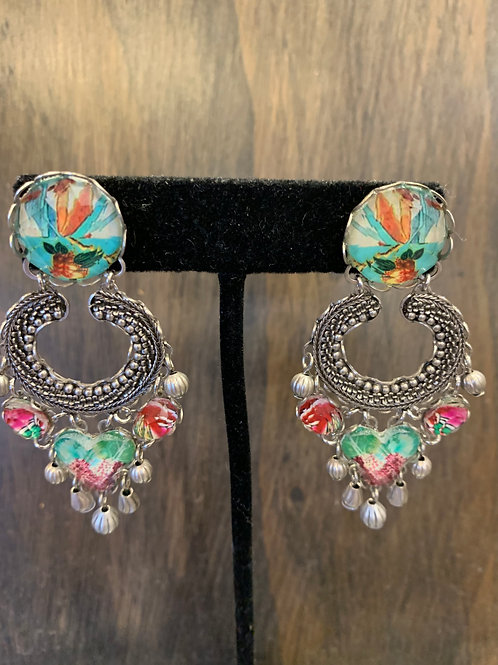 IsArt Earrings - Full Moon Collection