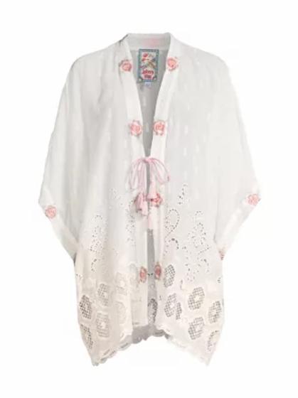 Johnny Was Collection - Kahlil Kimono