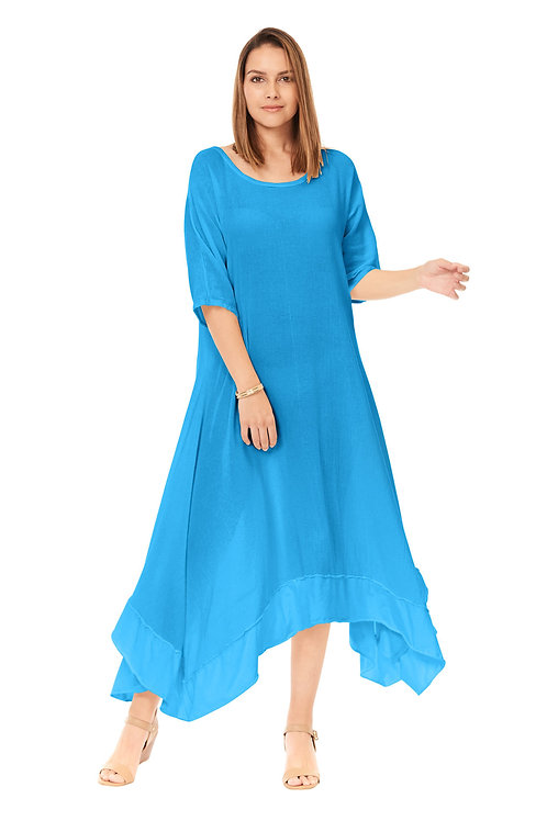 Oh My Gauze - Coastal Dress