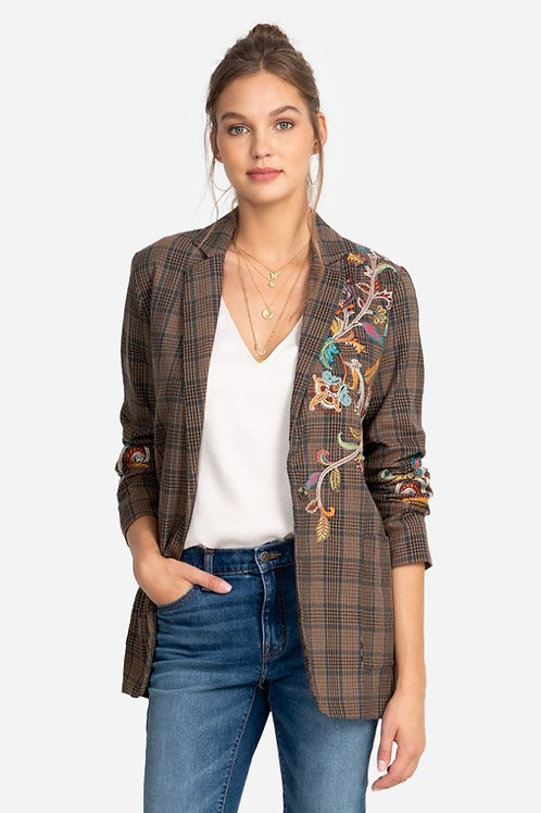 Johnny Was Workshop - Pramila Heavy Blazer