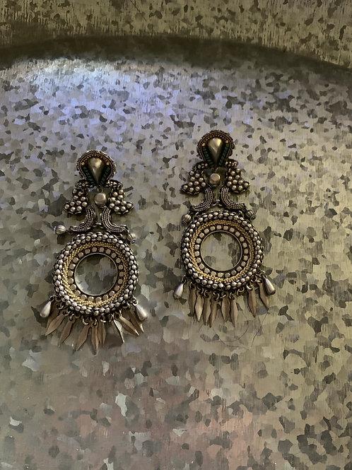 IsArt - Indigo Collection Earring