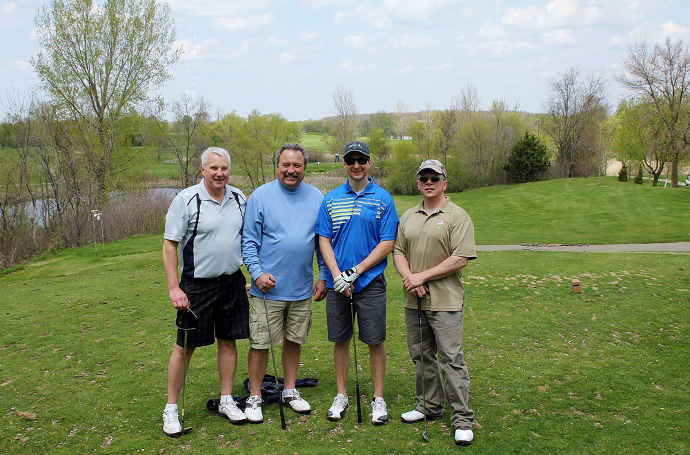 2014 Carly May Golf Classic Team