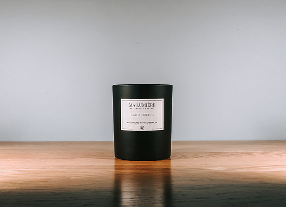 Soy Candle - Black Orchid