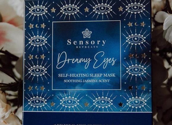 Dreamy Eyes Self heating eye masks - 5 single use masks