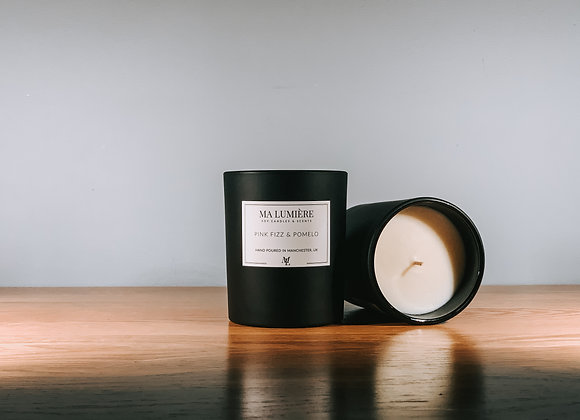 Soy Candle - Pink Fizz & Pomelo