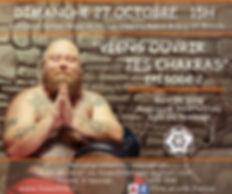 flowoflife ouvrir chakras thérapeute gon