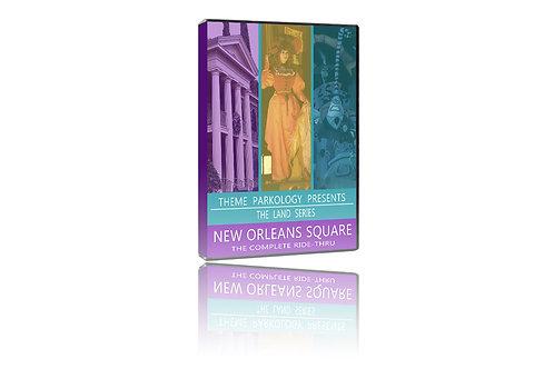 Ride-Thru New Orleans Square