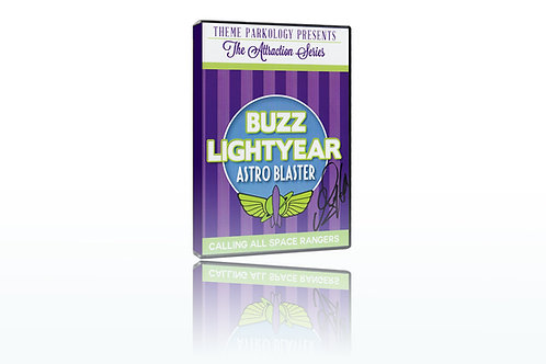 Signature - Buzz Lightyear Astro Blaster